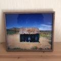 Scarlett Hooft Graafland Blue People in lijst