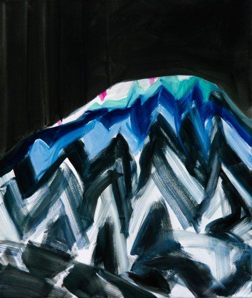 Britt Dorenbosch Bedroom mountain