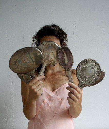 Lynne Leegte Study for the mirror We Like Art