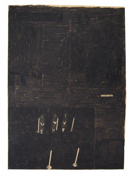 Guy Vording, Black Pages – het grootse welkom (2014)