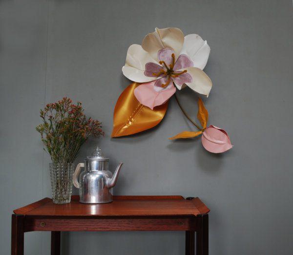 egelantier 1 bloem met tafeltje