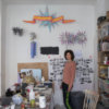 Maartje in Atelier