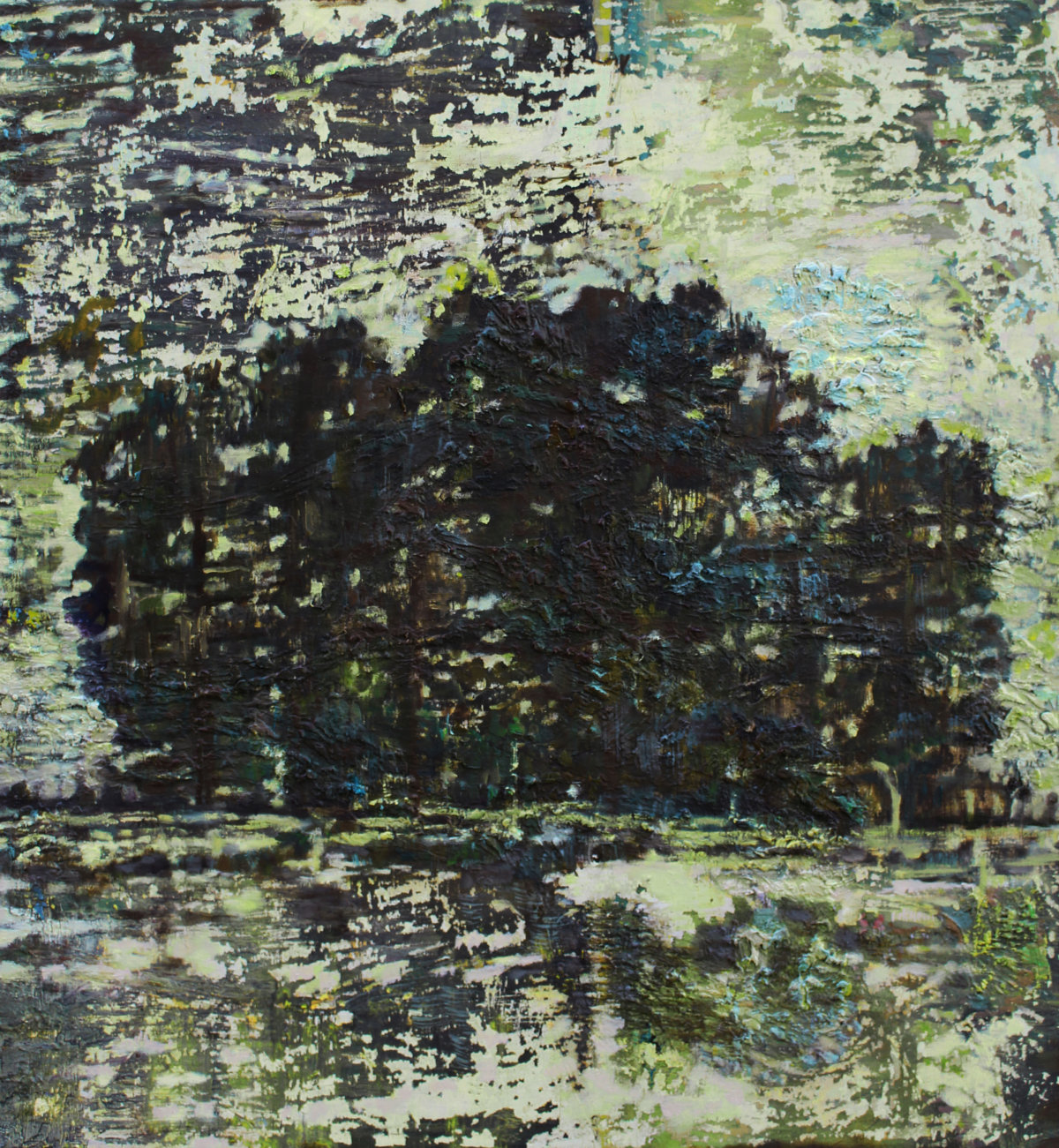 2016 Twilight 2 60 x 65 cm