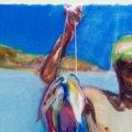 Detail Akrotiri Fisherman