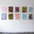 Harry Markusse – reeks van 10 werken op linnen