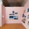 Blue Cloud en ander werk van Scarlett Hooft Graafland op Art Rotterdam 2020