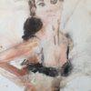 Detail Lilian Eliens, Longing