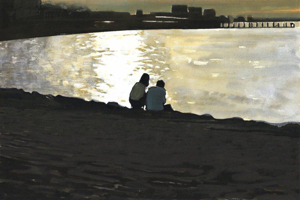 Koen Vermeule – Yellow Sunset_edit