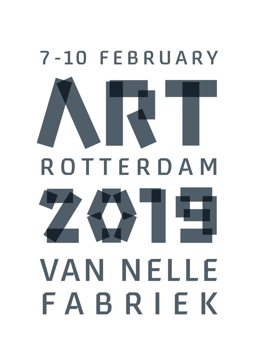 Logo Art Rotterdam 2019