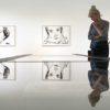 Rosemin Hendriks in Museum More, Gorsel
