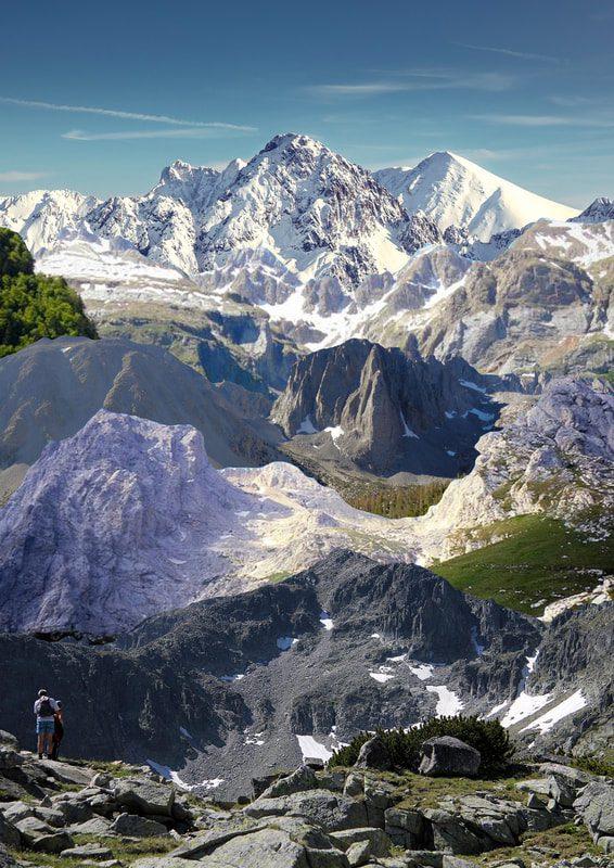 European Mountains (2019)