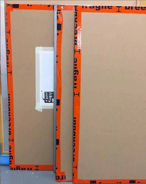 Verzendkosten stevige verpakking