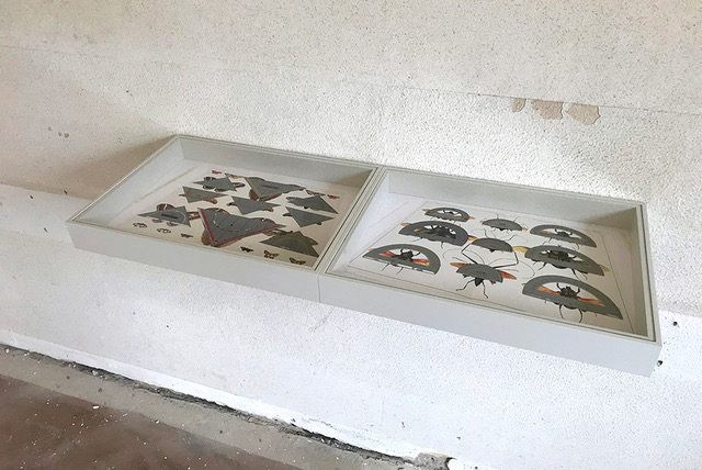 Oscar Lourens Cabinet of Metrical Curiosities (2018-2019)