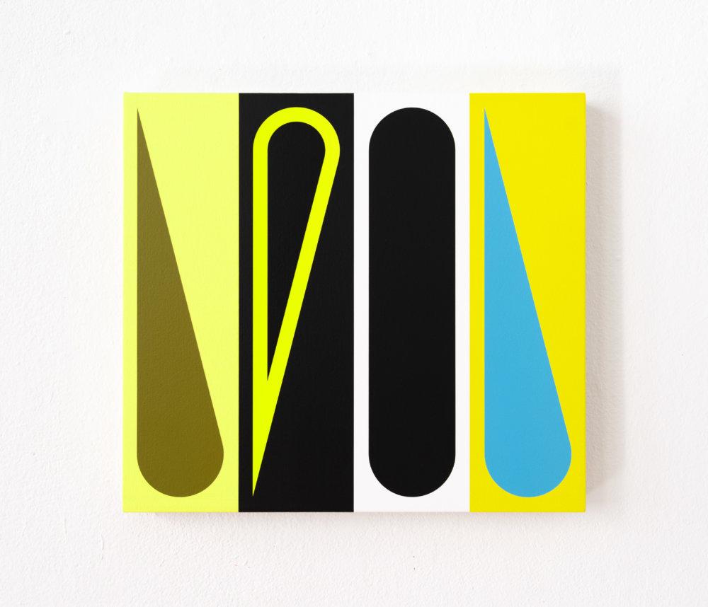 20-10 Jan van der Ploeg, PAINTING No.20-10, Untitled, 2020
