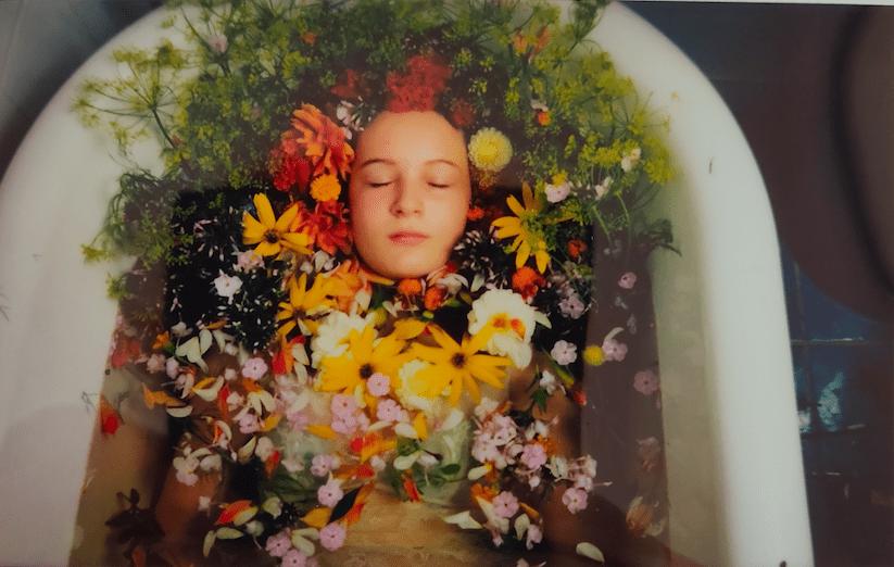 Hellen van Meene, Fresh Flowers