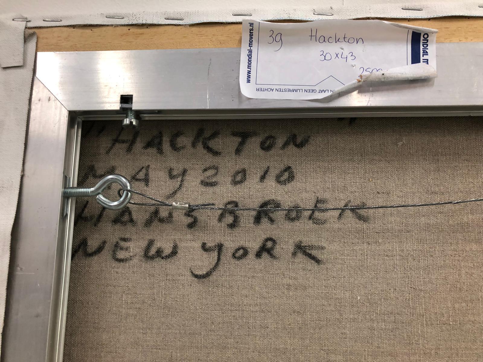 Hans Broek – Detail 1 Hackton