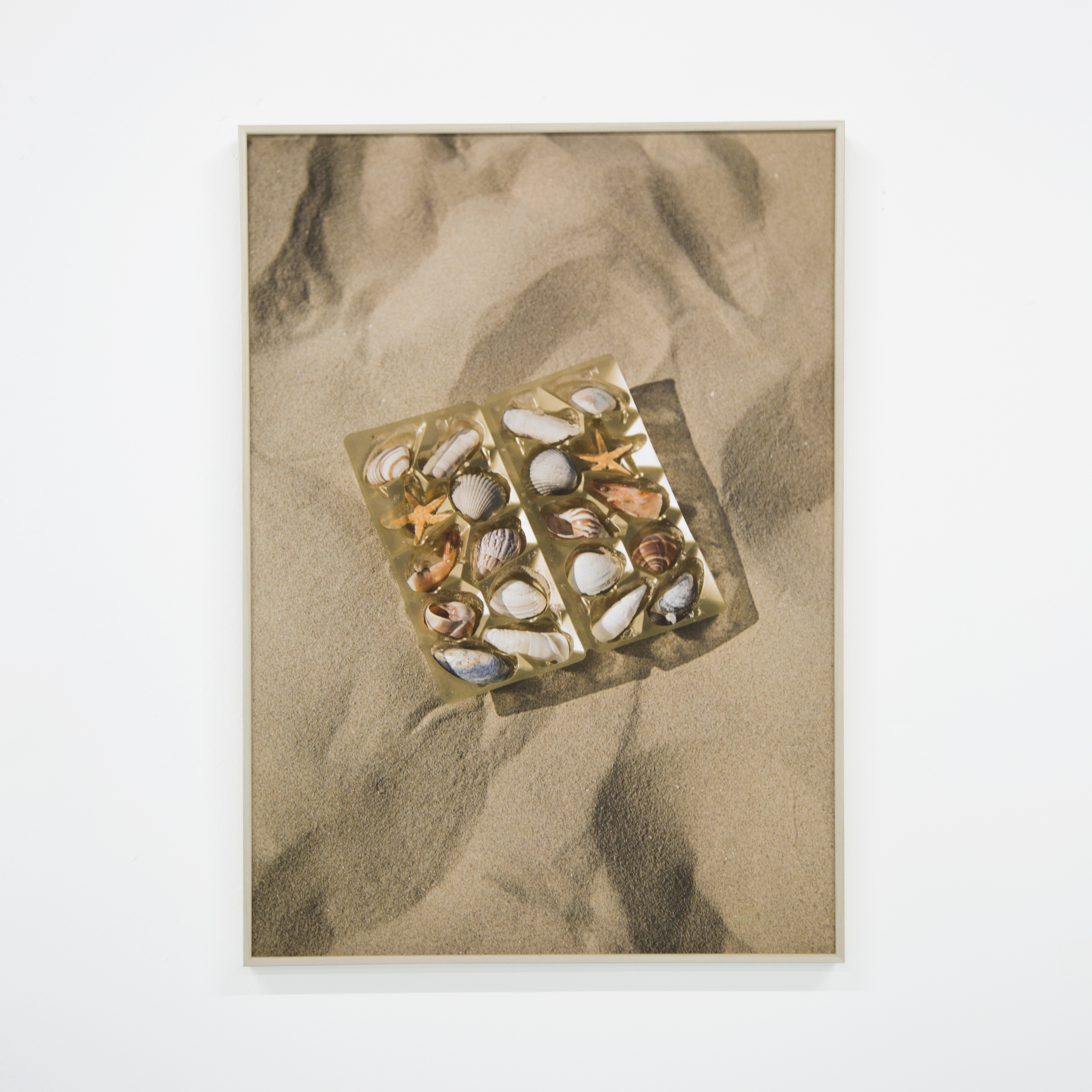 Willem de Haan, Sea Fruit Chocolates Framed 1