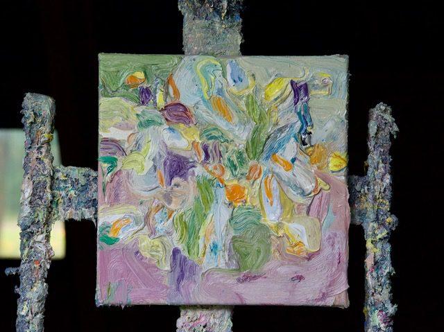 Marc Mulders Lilies of the field. Nr. 3. 20.07.20 40 x 40 cm DSC_0037
