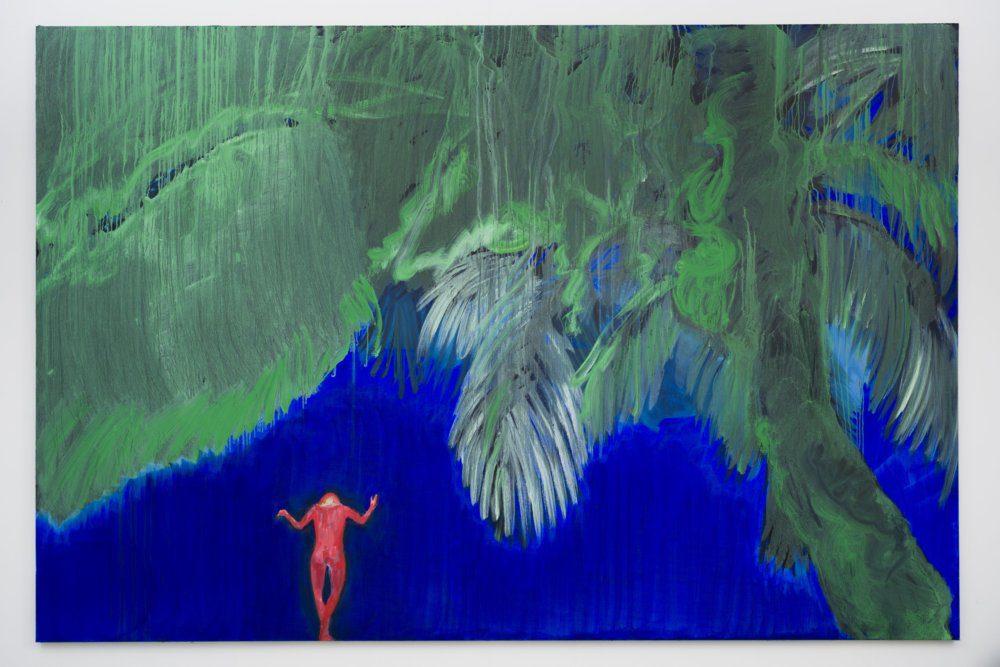 Michiel Hogenboom, Power of Ten, 200 x 300 cm