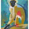 Jacco Olivier – Untitled (Monkey) 2020