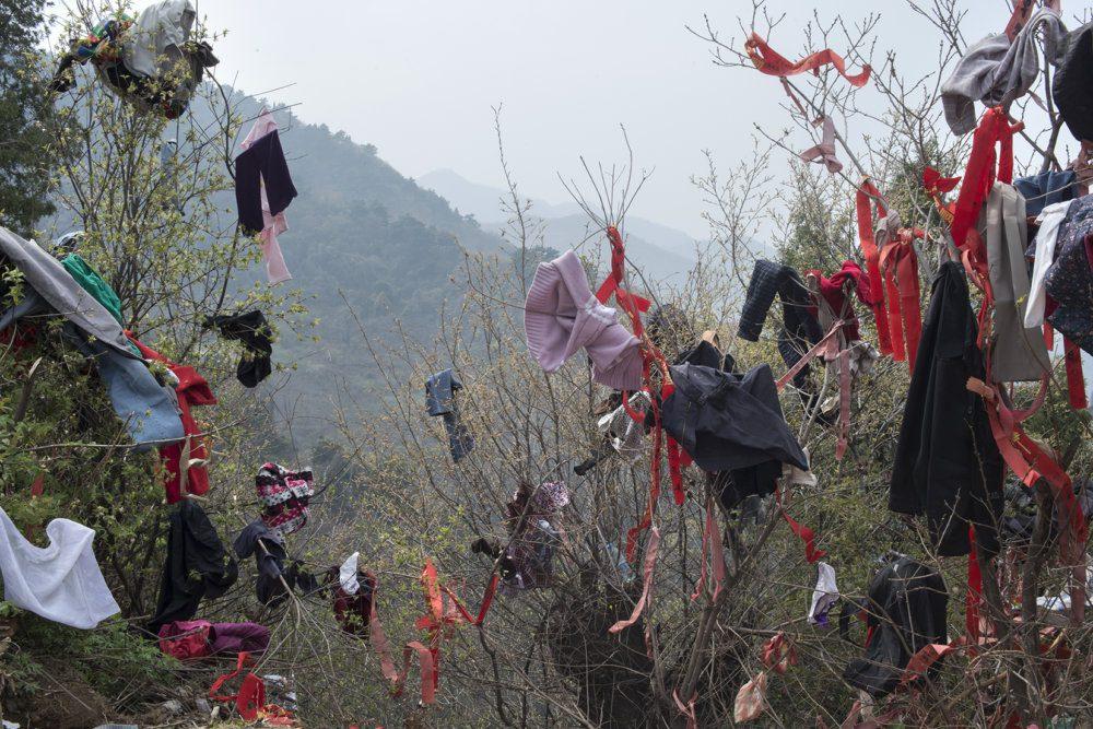 WLA_Title_Clothing_Zhongnan Mountains_2018_Antoinette Nausikaa