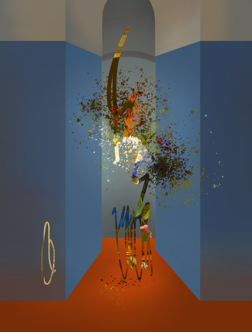 Annegret Kellner We Like Art deep doodle JBD s
