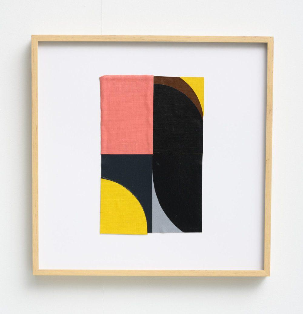 Harry Markusse, Collage Berlijn (2020) #2