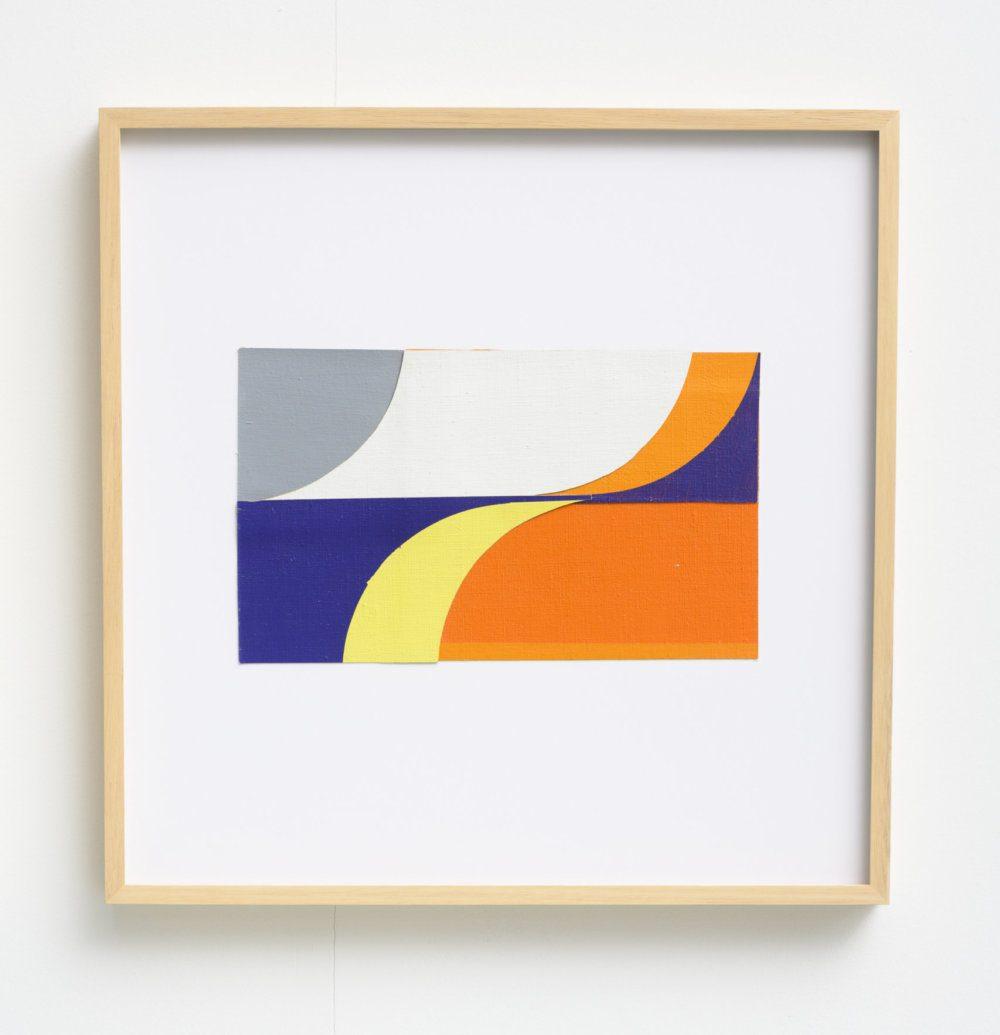 Harry Markusse, Collage Berlijn (2020) #3