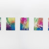 Martijn Schuppers #2101 / I – IX (False Color Imagery) multiple-reeks