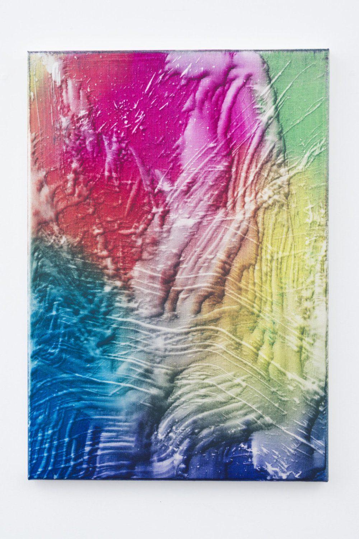 Martijn Schuppers #2101 / V (False Color Imagery) multiple-5