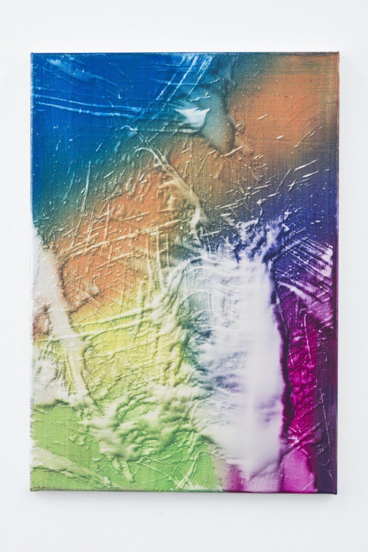 Martijn Schuppers #2101 / IX (False Color Imagery) multiple-9